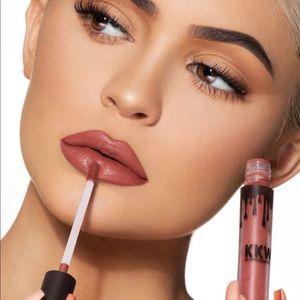 Kylie Cosmetics Makeup - New Kylie Cosmetics x KKW 4pc. Liquid lipstick Set